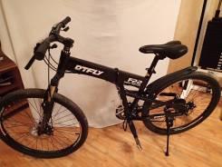 Продам горный складной велосипед