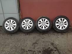 "Колеса (шины и диски) оригинал Volkswagen Passat R16. 7.0x16"" 5x112.00 ET45 ЦО 57,1мм."