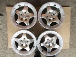 Toyota. 6.5x15, 5x114.30, ET50, ЦО 59,0мм.
