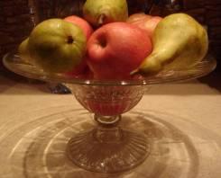 Конфетницы, фруктовницы.