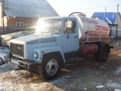 ГАЗ 3307. Продам ассенизатор газ 3307, 4 250 куб. см., 4,50куб. м.