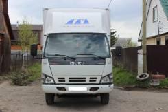 Isuzu NQR 71 P-R. Продается грузовой фургон Isuzu NQR71 P-A, 4 570 куб. см., 5 000 кг.