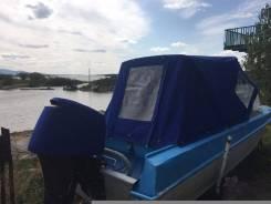 Казанка-5М4. Год: 2015 год, двигатель подвесной, 60,00л.с., бензин