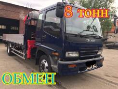 Isuzu Forward. Самогруз , 2004 г. в. 8 тонн, 8 000 куб. см., 8 000 кг., 12 м.