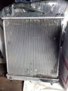 Радиатор охлаждения двигателя. Subaru Stella, RN1 Двигатель EN07