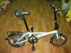 """Новый складной велосипед Dahon 16"""""""