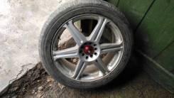 Bridgestone BEO. 7.5x18, 5x100.00, 5x114.30, ET42