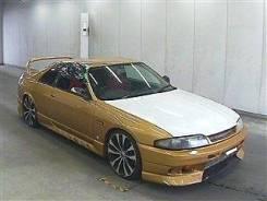 Обвес кузова аэродинамический. Nissan Skyline, ECR33