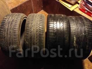 Bridgestone Potenza RE050A. Летние, 2011 год, износ: 10%, 4 шт