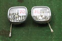 Фара противотуманная. Subaru Forester, SF5, SF9 Двигатели: EJ25D, EJ25, EJ20A, EJ20E, EJ20G, EJ20J, EJ20, EJ251, EJ253, EJ254, EJ255, EJ201, EJ202, EJ...