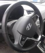 Руль. Hyundai Solaris