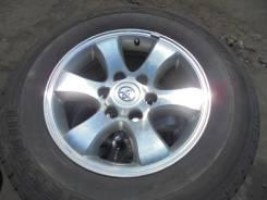 Toyota. 7.5x17, 6x139.70, ET30, ЦО 108,1мм.