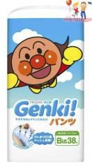 Genki. 12-17 кг 38 шт