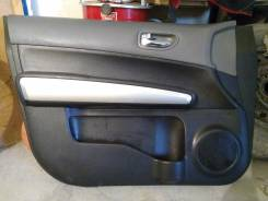 Обшивка двери. Nissan X-Trail, NT31