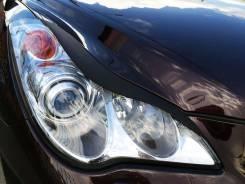 Накладка на фару. Infiniti EX37 Infiniti EX35 Infiniti EX25 Infiniti FX37, S51 Двигатель VQ37VHR. Под заказ