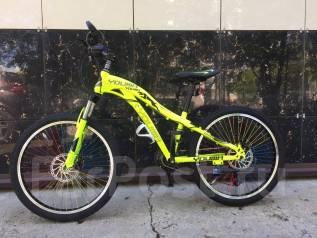 Велосипед Горный ! Дисковые тормоза ! Модель 2017 года Youma во Владив