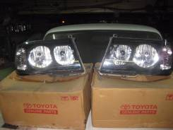 Фара. Toyota Land Cruiser, FZJ105