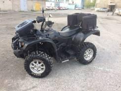 Stels ATV 700. исправен, есть птс, с пробегом