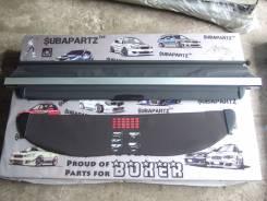 Полка багажника. Subaru Legacy, BPH, BP5 Двигатели: EJ30D, EJ20X, EJ20Y, EJ253, EJ255, EJ203, EJ204