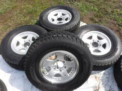 Bridgestone. 7.0x16, 6x139.70, ET20, ЦО 110,0мм.