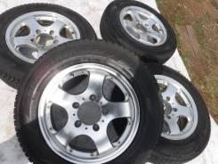 Bridgestone. 5.5x16, 5x139.70, ET20, ЦО 110,0мм.