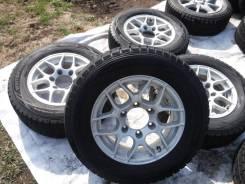 Bridgestone. 6.0x15, 6x139.70, ET25, ЦО 110,0мм.