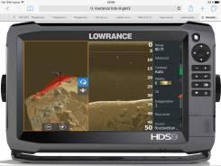 Эхолот Lowrance HDS-9 Gen3. Под заказ