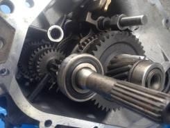 Механическая коробка переключения передач. Ford Focus, CB4 Двигатели: 1, 6, TIVCT