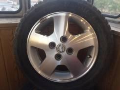 Комплект колёс R14 4x100 10.000рублей