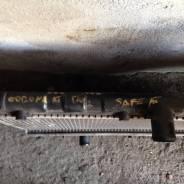 Радиатор охлаждения двигателя. Toyota Corona, AT170 Двигатель 5AFE
