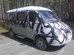 ГАЗ 32213. Продам ГАЗ 32213, 2 464 куб. см., 15 мест