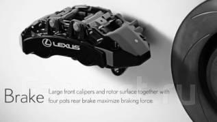 Тормозная система. Lexus LS460L, USF40 Lexus LS600h, UVF45 Lexus LS460, USF40 Двигатели: 1URFSE, 2URFSE