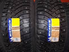 Michelin Latitude X-Ice. Зимние, шипованные, без износа, 4 шт