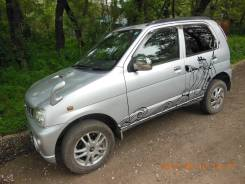 Daihatsu Terios Kid. автомат, 4wd, 1.0 (64 л.с.), бензин, 1 190 тыс. км