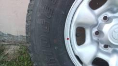 Bridgestone Dueler H/T D840. Летние, 2014 год, без износа, 4 шт
