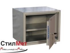 Металлический бухгалтерский шкаф КБС 02 в наличии на складе Размер: 320х420х350 мм.