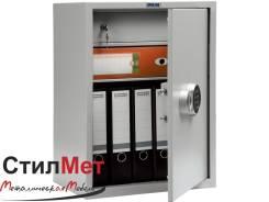 Шкаф бухгалтерский металлический SL-65TEL , размер 630x460x340
