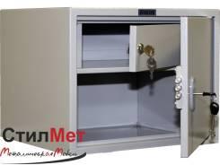 Шкаф бухгалтерский металлический SL-32T, размер 320x420x350
