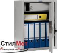 Шкаф бухгалтерский металлический SL-65T , размер 630x460x340