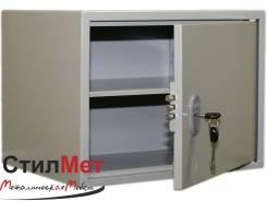 Шкаф бухгалтерский металлический SL-32, размер 320x420x350
