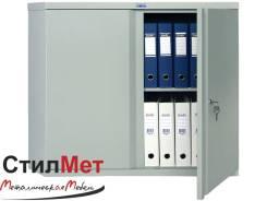 Шкаф металлический архивный АМ 0891 размер 832х915х458 мм