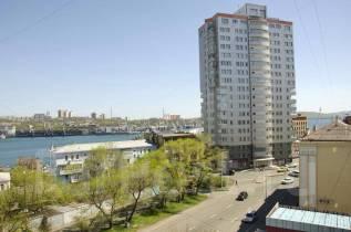 2-комнатная, улица Посьетская 13. Центр, агентство, 43 кв.м. Вид из окна днём