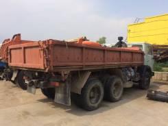 Камаз 55102. Продается грузовик , 10 850 куб. см., 10 000 кг.