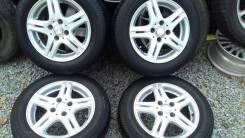 Dunlop Dufact DF5. 5.5x14, 4x100.00, ET38, ЦО 71,0мм.