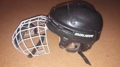 Продам хоккейную каску bauer