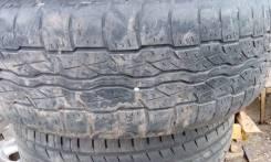 Bridgestone Dueler H/T D687. Летние, износ: 60%, 2 шт