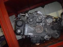 Двигатель в сборе. Subaru Impreza, GC8 Двигатель EJ204
