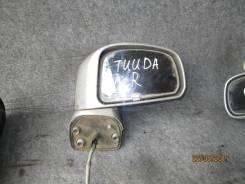 Зеркало заднего вида боковое. Nissan Tiida, C11, C11X, NC11, SC11, SC11X
