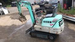 Yanmar. scoppy B08, 658 куб. см.