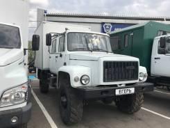 ГАЗ 330810. ГАЗ-3308 Егерь II (2) с автофургоном, 4 750 куб. см., 1 500 кг.